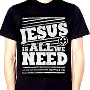 Jesus Is All We Need